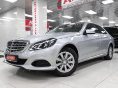 Mercedes-Benz E-Класс IV (W212, S212, C207) Рестайлинг