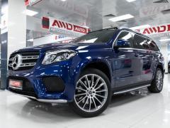Mercedes-Benz GLS-klasse I (X166)
