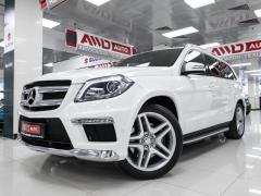 Mercedes-Benz GL-klasse II (X166)