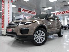 Land Rover Range Rover Evoque I Рестайлинг