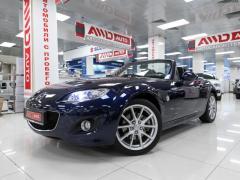 Mazda MX-5 III (NC) Рестайлинг